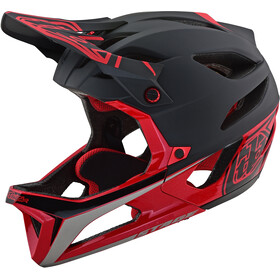 Troy Lee Designs Stage MIPS Casque, race/black/red